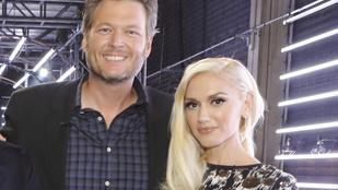 Gwen Stefani teljesen véletlenül szerelmet vallott Blake Sheltonnak