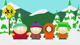 Ennyit változtak a South Park szereplői bő 20 év alatt