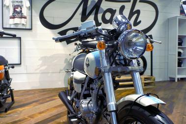Mash Café Racer 125
