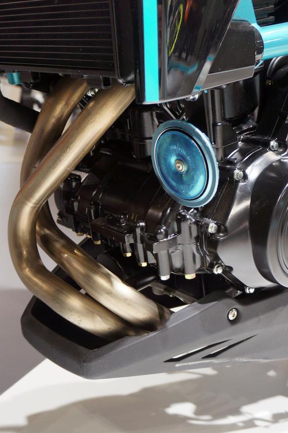 CF Moto NK650