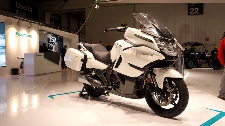 CF Moto 650 TK-G