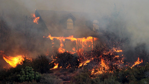 Viccből felgyújtotta nevelőszülei házát egy vésztői kislány