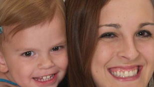 Az anya megosztotta a megerőszakolt és megölt kislányáról készült utolsó képet