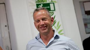 Schobert Norbert 45 éves