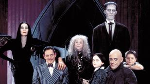 Ez történt az Addams family szereplőivel az elmúlt 20 évben