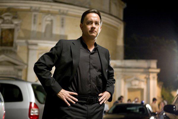 Tom Hanks a Da-Vinci-kódban.