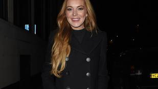 Lindsay Lohannek jót tesz a balhémentes élet