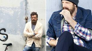 Húszéves hipszternek öltöztették Till Attilát