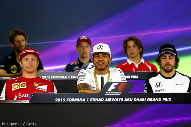 Hamilton beszél, Alonso érzi a csít