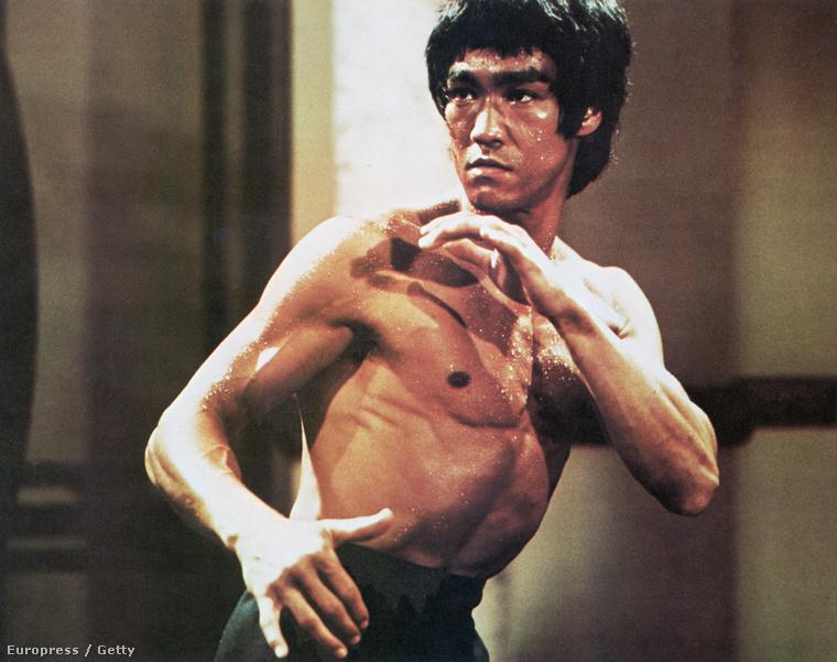Ekkor, a hetvenes évek elején néhány film elég volt ahhoz, hogy Bruce Lee-ből örökre ikon váljon