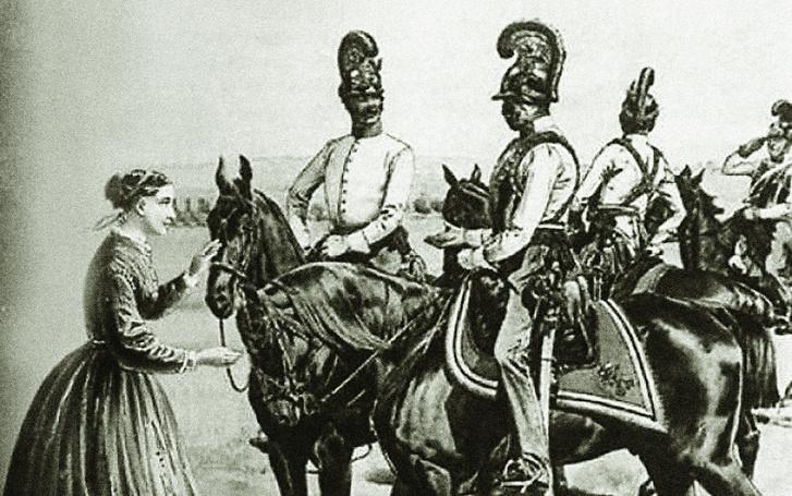 Ecaterina Varga a fost numită Doamna Noastră de către ţăranii ro