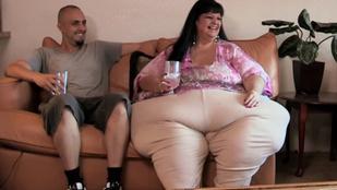 Napi 13 ezer kalóriát zabált, szakított, aztán diétázni kezdett
