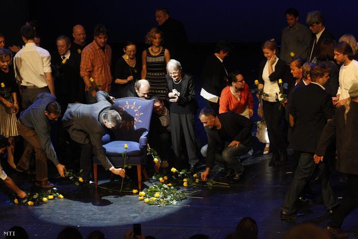 Törőcsik 80! - gálaest a Nemzeti Színházban