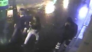 Négyfős társaság fosztott ki egy ájult részeget a Teréz körúton