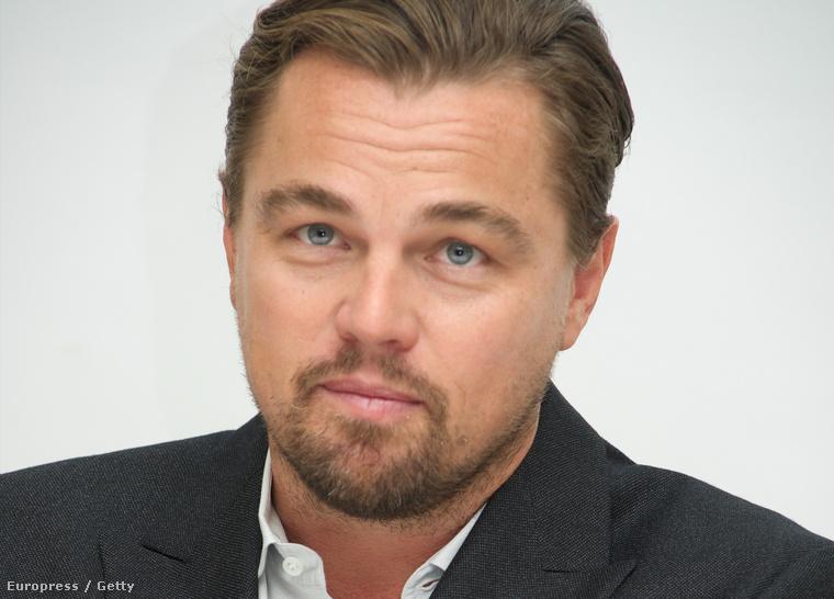 Leonardo DiCaprio ezen a héten hétfőn