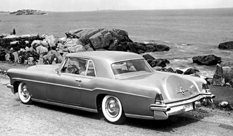 9695 dolláros árával a Mark II volt az USA legdrágább autója 1956-ban