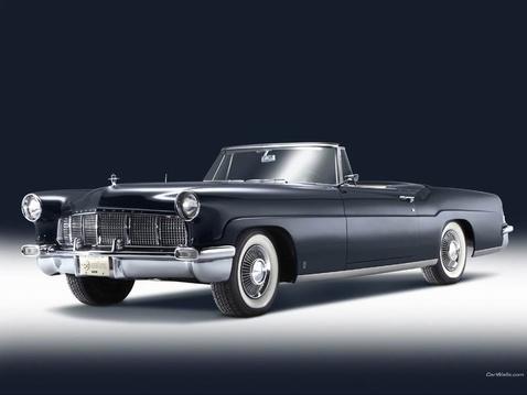 Az amerkai autóipar egyik legszebb modellje: a Lincoln Continental Mark II