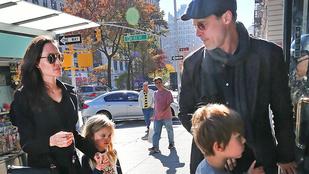 Brad Pitt és Angelina Jolie egy tucat gyereket akart