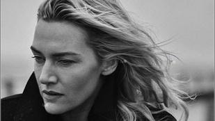 Kate Winslet nem hisz a modern technikában