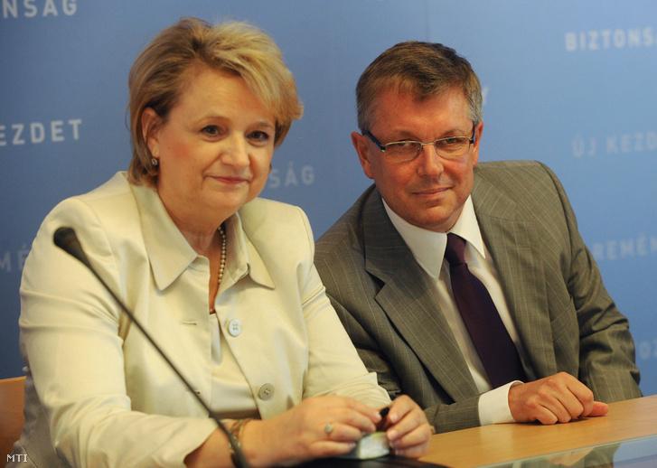 Nagy Róza és Matolcsy György