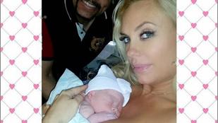 Ha szereti a babákat, Coco T újszülött gyerekének is örülni fog