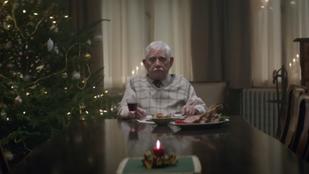 Meghatónak szánt, morbid karácsonyi reklámmal támadnak a németek