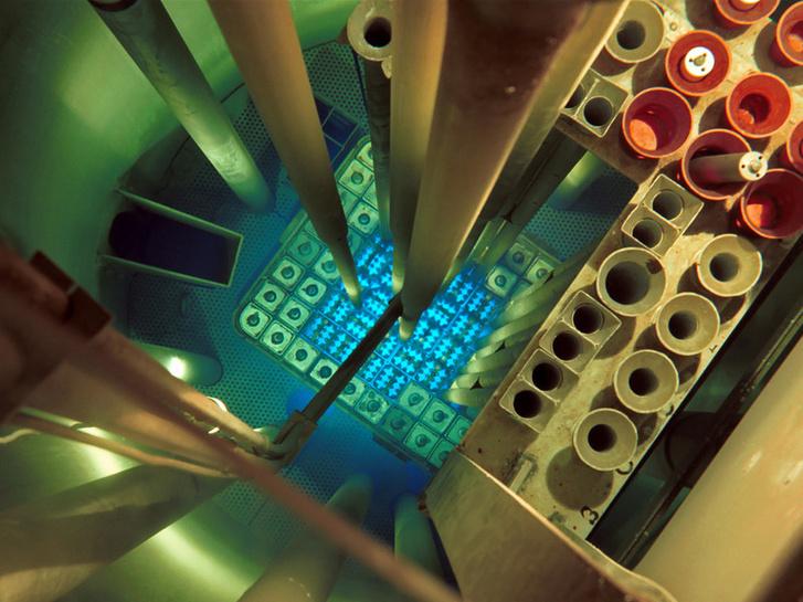 BME oktató reaktora.