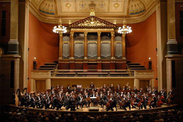 Cseh Filharmonikus Zenekar