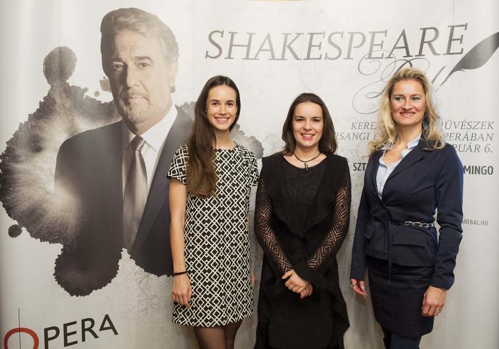 Starostina Cristina, Sáfár Orsolya és Rálik Szilvia