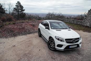 Mercedes-Benz GLE_Coupé 2015