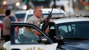 Személyes konfliktus állhatott a kaliforniai mészárlás mögött