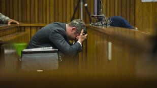 Oscar Pistoriust bűnösnek találta a legfelsőbb bíróság