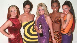 Melyik Spice Girls-tag öregszik legszebbre?