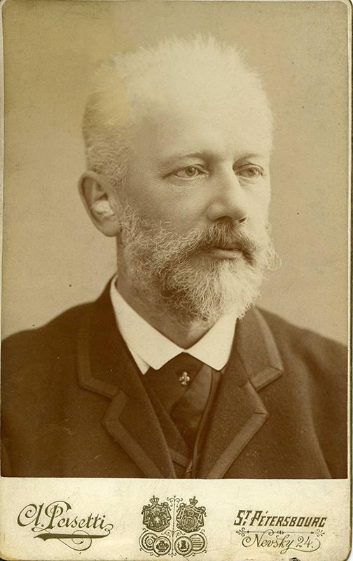 Pjotr Iljics Csajkovszkij, 1890