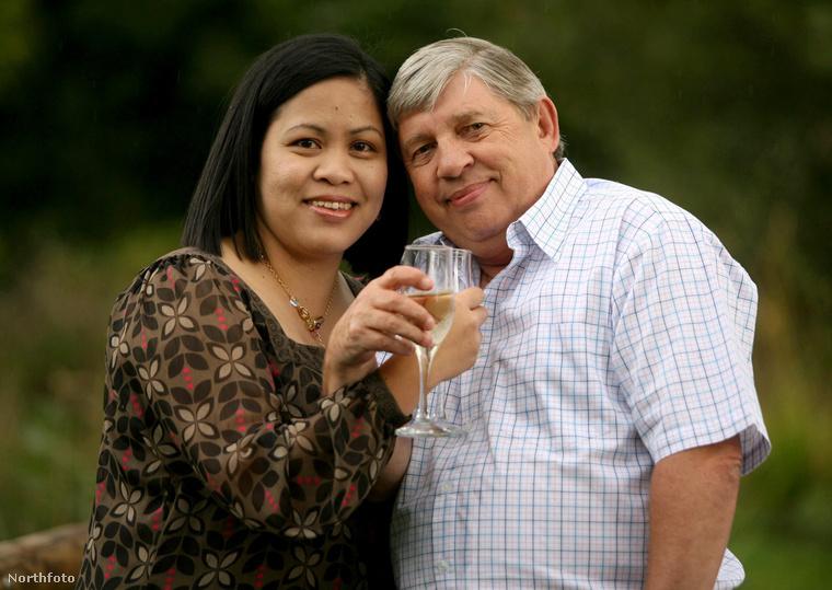 Ezek az utolsó képek tavaly, a tizedik házassági évfordulójukon készültek