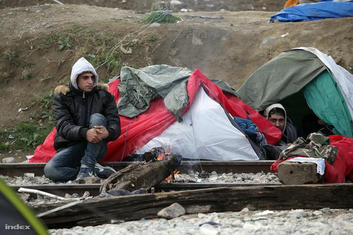 Marokkói tábor