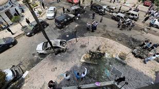 Merénylet volt egy kairói étteremben, 18-an meghaltak