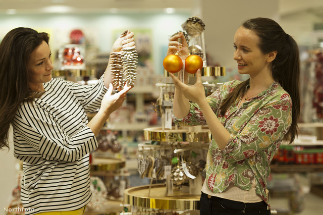 first department store to launch its Christmas shop