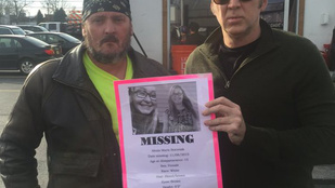 Nicolas Cage egy eltűnt lány felkutatásában segédkezett