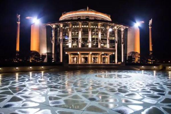 Nemzeti Színház épülete