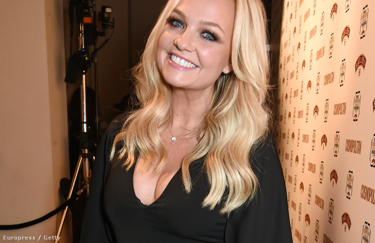Emma Bunton a Cosmopolitan Ultimate Women of the Year Awardson Londonban