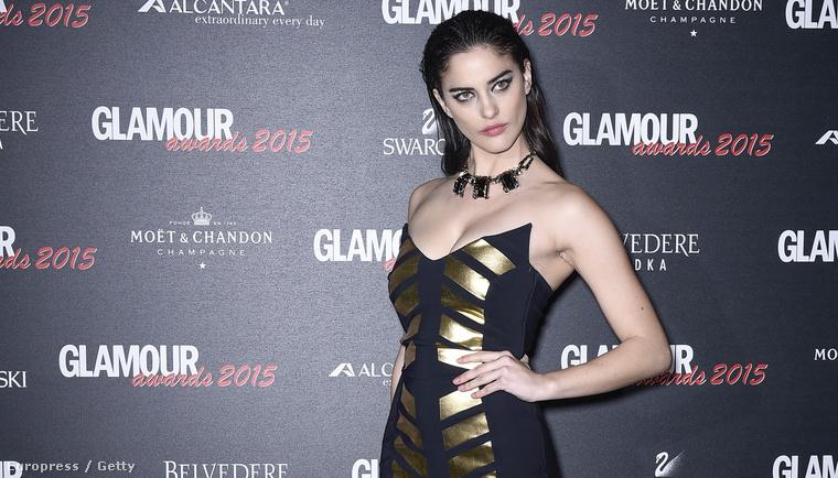 Alejandra Alonso a Glamour Awardson Milánóban