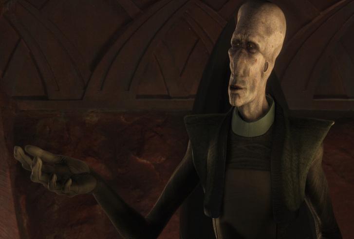 San Hill, egy arcccal is megjelenő bankár, az Intergalaktikus Bank Klán elnöke. Nem túl megnyerő vagy karizmatikus figura.