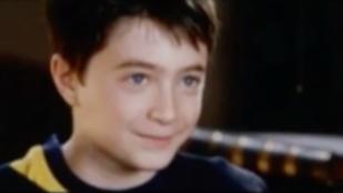 Látta már Daniel Radcliffe 15 évvel ezelőtti harrypotteres meghallgatását?