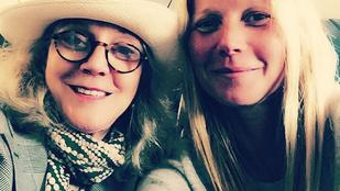 Gwyneth Paltrow egyre jobban hasonlít az anyjára