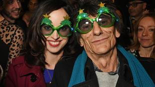 68 évesen újra apuka lesz a Rolling Stones gitárosa