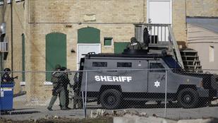 A rendőrök lőtték agyon a túszdrámából menekülő férfit
