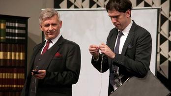 Pécs helyett Szigetvárra megy Alföldiék előadása