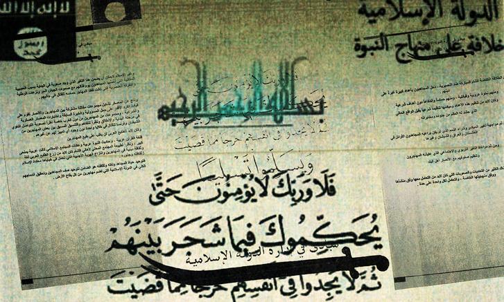 A kiszivárogtatott IS-dokumentum