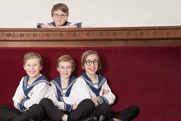 Sankt Florian-apátság fiúkórusa